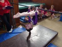 Župní přebor v gymnastice a šplhu - fotky